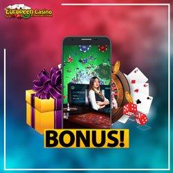 Bonus roulette live
